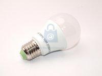 LED žárovka, závit E27, velká baňka, 10W