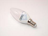 LED žárovka svíčka, závit E14, 5 -7W