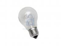 Žárovka klasická čirá E27 iluminační