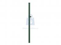 Sloupek plotový s navařeným okem, zelený