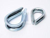 Očnice lanová, DIN 6899 B, zinek