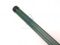 Sloupek plotový AQUIGRAF, pro svařovaná pletiva a plotové dílce