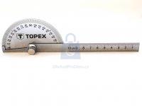 Úhloměr obloukový, Topex
