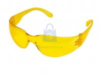 Brýle ochranné žluté Topex