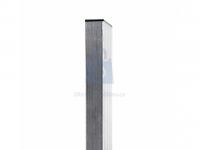 Sloupek plotový, Zn, 60x40 mm,  PILODEL