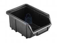 Box úložný PVC, výrobce Topex, barva černá