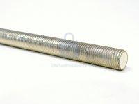 Tyč závitová, DIN 975, pevnost 10.9, jemné stoupání závitu, pozinkovaná