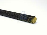 Tyč závitová, DIN 975, pevnost 8.8, jemné stoupání závitu, bez úpravy