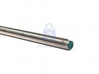 Tyč závitová, DIN 975, jemné stoupání závitu, nerez A2