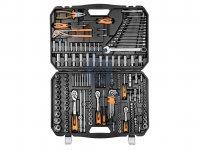 Sada základního nářadí a nástrojů, 233 ks, NEO tools