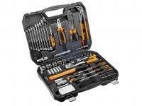 Sada základního nářadí a nástrojů, 100 ks NEO tools