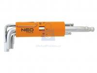Sada imbusových klíčů, NEO tools