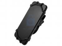 Silikonový držák mobilního telefonu na kolo FIXED Bikee