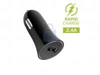 Autonabíječka FIXED s USB výstupem, 12 W