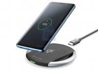 Bezdrátová nabíječka Cellularline Wireless Fast Charger
