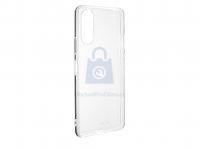 TPU gelové pouzdro FIXED pro Sony Xperia