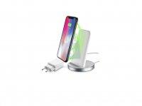 Bezdrátová nabíječka Cellularline Wireless Fast Charger pro Apple zařízení