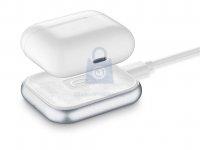Bezdrátová nabíječka Cellularline Power Base pro sluchátka Apple