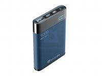 Kompaktní powerbanka Cellularline FreePower Manta HD, 5000 mAh, USB-C + USB port