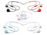 Voděodolná in-ear sluchátka s mikrofonem FIXED EGG1, IPX3