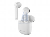 True wireless sluchátka Cellularline Aries s dobíjecím pouzdrem, Double master technologie