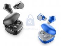 True wireless sluchátka Cellularline Evade s dobíjecím pouzdrem