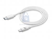USB-C datový kabel CellularLine s konektorem Lightning