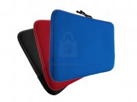 Neoprenové pouzdro FIXED Sleeve pro notebooky o úhlopříčce do 15,6