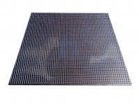 Rošt podlahový lisovaný, DIN 24537, zinkovaný