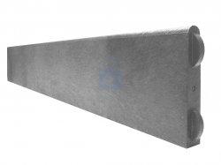 Obrubník plastový záhonový, délka 1,2 m