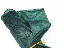 Tkanina stínící, zelený úplet, zastínění 90%-95%