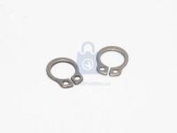Kroužek pojistný pro hřídel, DIN 471, nerez A1