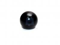 Rukojeť kulová se závitem černá, DIN 319C