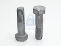 Šroub šestihranný pro ocelové konstrukce, DIN 7990-5.8, TZN