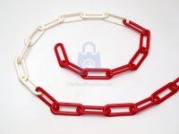 Řetěz plastový bezpečnostní