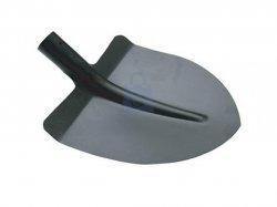 Lopata s dutým žebrem špičatá