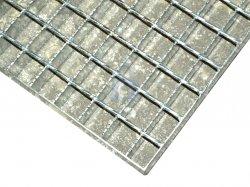 Rošt podlahový atypický, SP230, pozinkovaný, s protiskluzovou úpravou