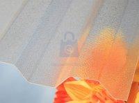 Deska prosvětlovací trapézová polykarbonátová, hrubší struktura, MARLON CSE