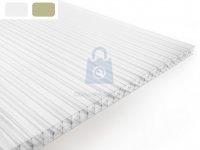 Deska střešní polykarbonátová komůrková, DUAL STRONG 25 mm