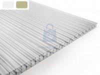Deska střešní polykarbonátová komůrková, DUAL LT 32 mm