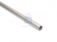 Trubka hliníková kruhová, eloxovaná, EN AW 6060 (AlMgSi)
