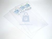 Sklo plastové oboustranně kryté PE fólií, HOBBYGLASS 2 mm