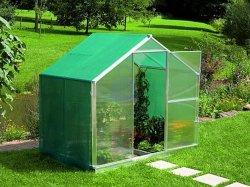 Tkanina stínící zelená na skleník