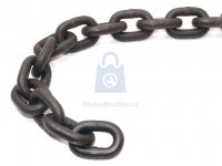 Řetěz vysokopevnostní tř. 8, EN 818-2
