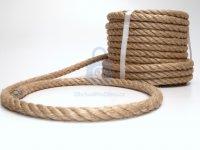 JUTA lano čtyřpramenné, svazek