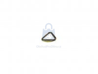 Trojúhelník kovaný, pozinkovaný
