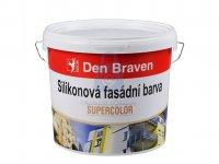 Barva fasádní silikonová, Den Braven
