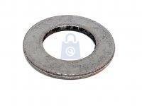 Podložka plochá se sraženou hranou, DIN 125B, bez úpravy