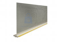 Profil PVC okenní pro zateplovací systémy VLT-2H, Den Braven