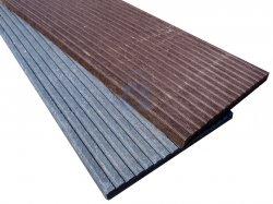 Deska rýhovaná terasová